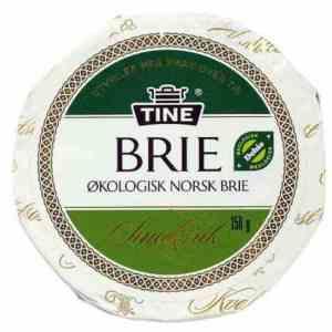 Prøv også Tine Økologisk brie.