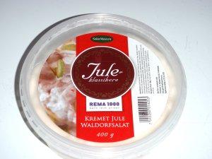 Bilde av Salatmesteren kremet waldorfsalat.