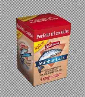 Prøv også Stabbur laks.