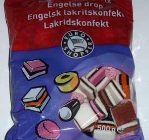 Prøv også Euroshopper engelsk konfekt.