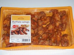 Prøv også Solvinge Buffalo Wings stekte.