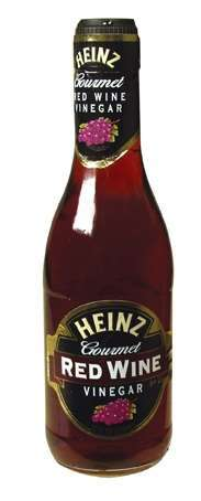 Prøv også Heinz Gourmet Red Wine Vinegar.