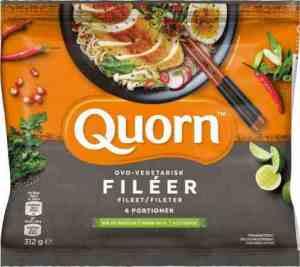 Prøv også Quorn Filéer.