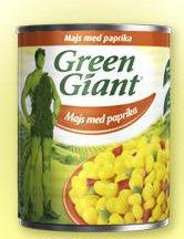 Bilde av Green Giant Mais med Paprika.