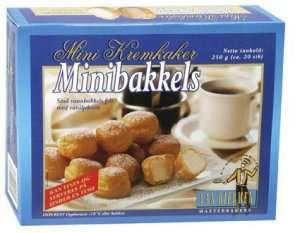Prøv også Van Diermen Minibakkels.