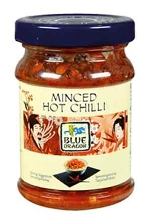 Prøv også Blue Dragon Minced Hot Chili.