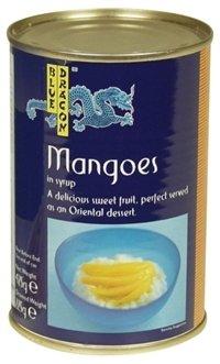 Prøv også Blue Dragon Mango frukt.