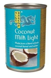 Prøv også Blue Dragon Fettredusert kokosmelk.