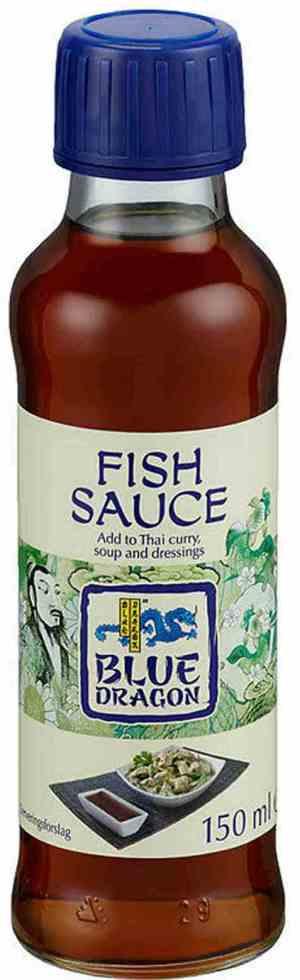 Prøv også Blue Dragon Fiskesaus.