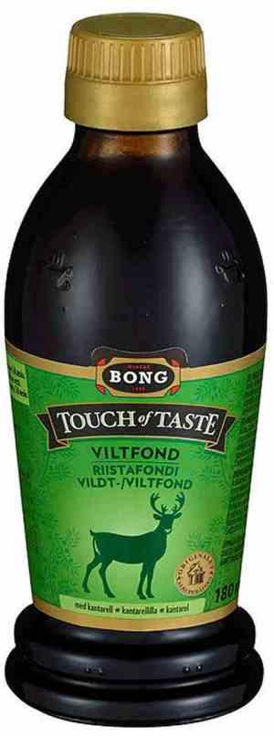 Prøv også Touch of Taste Viltfond med kantarell.