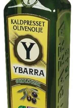 Bilde av Ybarra Økologisk Olivenolje Extra Virgin.