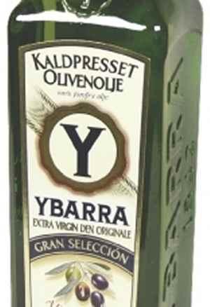 Prøv også Ybarra Gran Selection Olivenolje Extra Virgin.