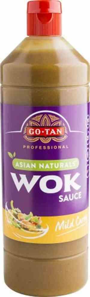 Bilde av Go-tan Woksaus Mild Curry.