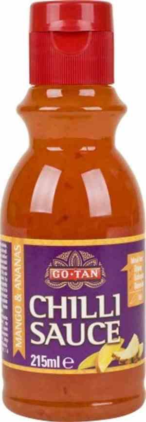 Bilde av Go-tan Chilli Sauce Mango and Ananas.