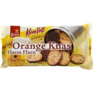 Prøv også Karen Volf Orange Knas.