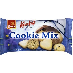 Prøv også Karen Volf Cookie mix.