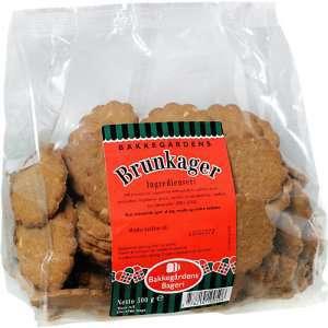 Prøv også Bakkegården Brunkager.