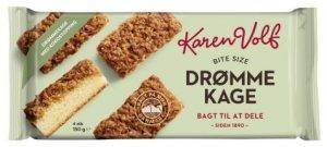 Prøv også Karen Volf Drømmekage.