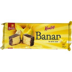 Prøv også Karen Volf Banan Bite Size.