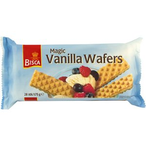 Bilde av Bisca magic vanilla wafers.