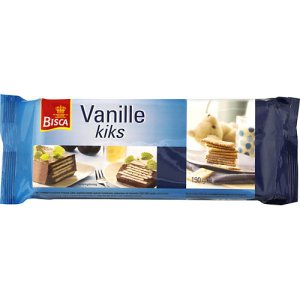 Prøv også Bisca vanille kiks.