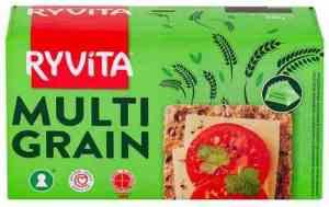 Prøv også Ryvita Multi-Grain.