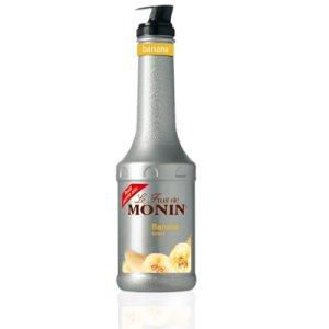 Prøv også Monin Banan pure.