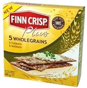 Prøv også Finn Crisp Plus Rugcrisp 5 korn.