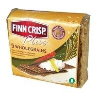 Bilde av Finn Crisp Plus Firkantet 5 korn.