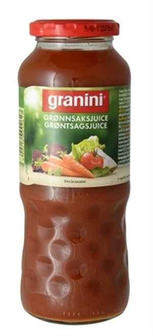 Bilde av Granini grønnsaksjuice.