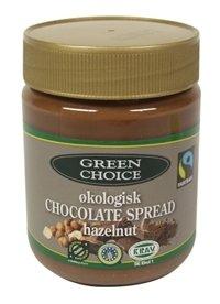 Prøv også Green Choice Hasselnøtt/Sjokolade pålegg.