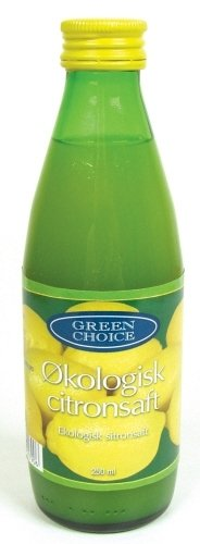 Bilde av Green Choice Sitronsaft Økologisk.