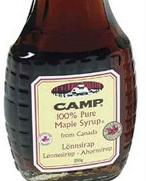 Prøv også Citadelle camp Lønnesirup.