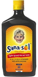 Prøv også Sanasol.