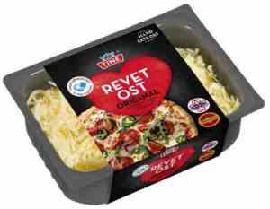 Prøv også Tine Revet ost original.