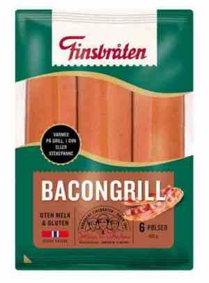 Bilde av Finsbråten bacongrill med ost.