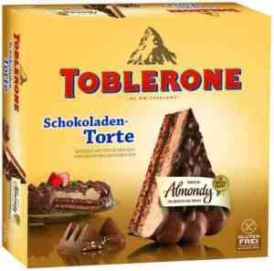 Prøv også Almondy Toblerone.