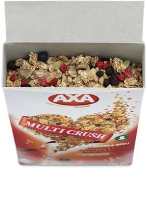 Prøv også Axa Multi Crush Jordbær & Blåbær.