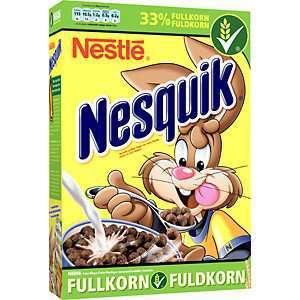 Bilde av Nestle nesquick frokostblanding.