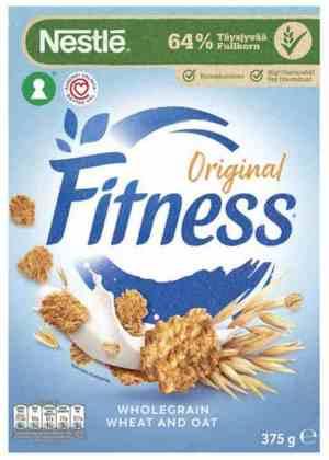 Prøv også Nestle Fitness.