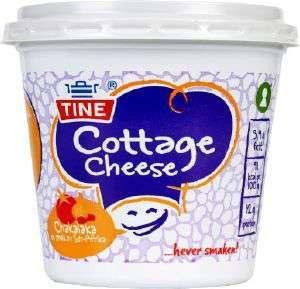 Bilde av Tine Cottage Cheese Chakalaka.