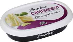Prøv også TINE Smørbar Camembert.