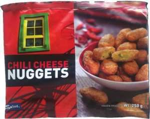 Prøv også Salud Chili Cheese Nuggets.