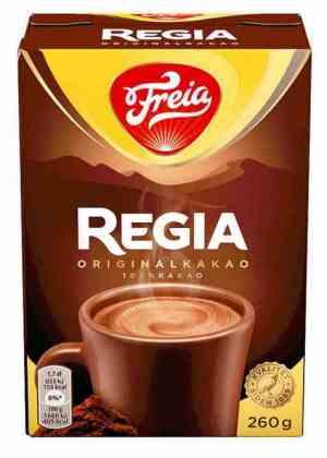 Prøv også Freia regia original kakao.