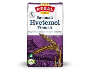 Prøv også Regal Sammalt hvete fin.