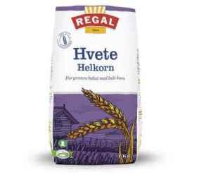 Prøv også Regal Helkorn hvete.