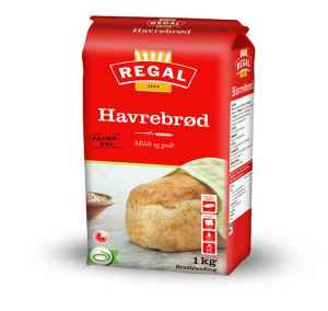 Prøv også Regal Havrebrød.
