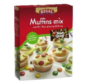 Bilde av Regal Muffins mix med Non Stop.
