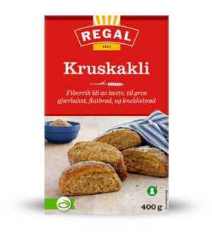 Prøv også Regal Kruskakli.
