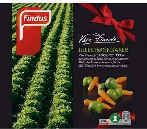 Prøv også Findus Julegrønnsaker.